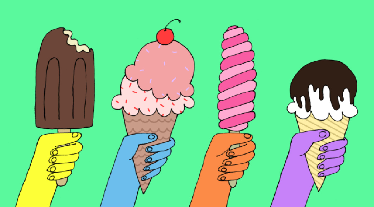 30+ Ice Cream Puns That Will Make You Sprinkle In Your Pants.