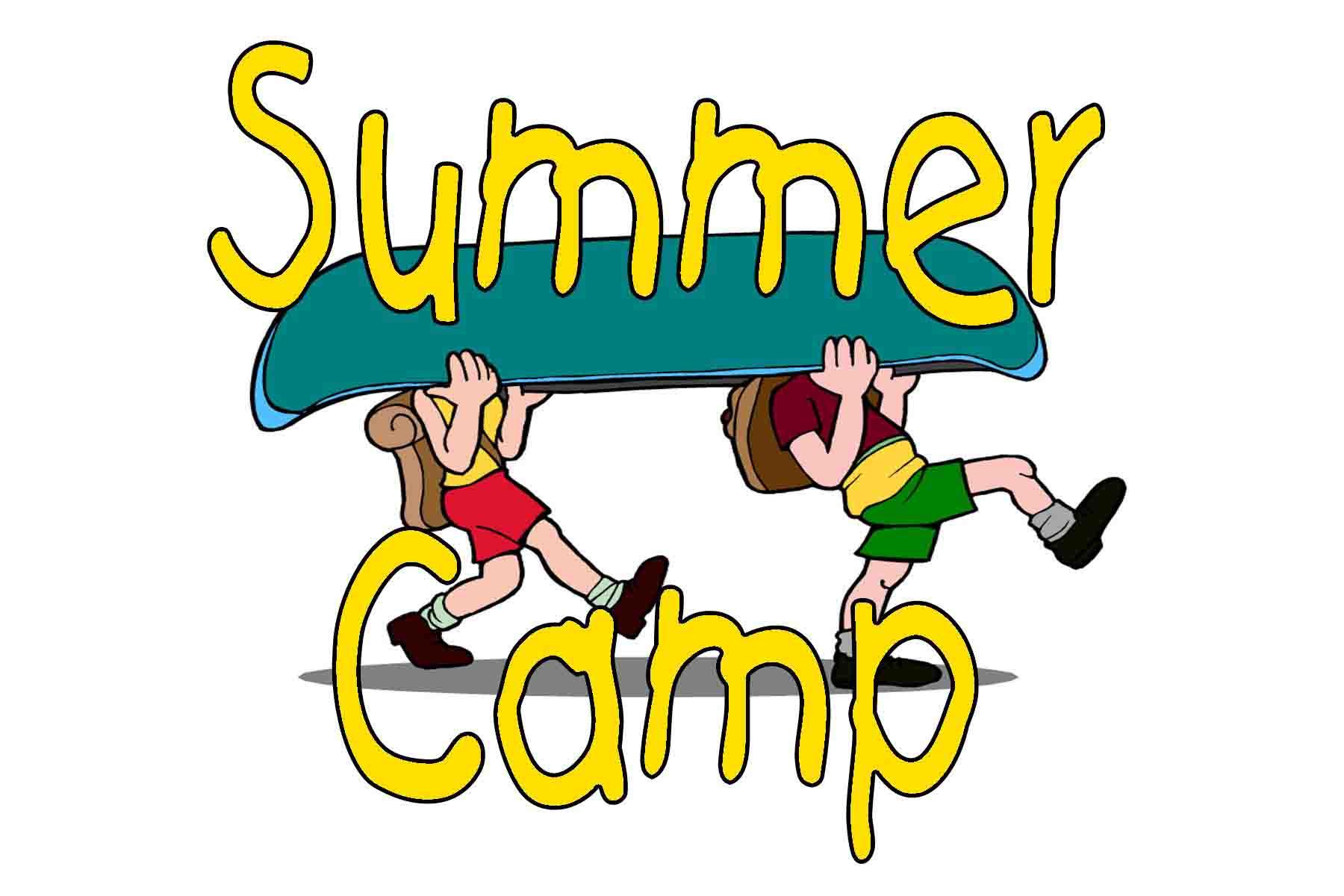 Teen Camp Clipart.