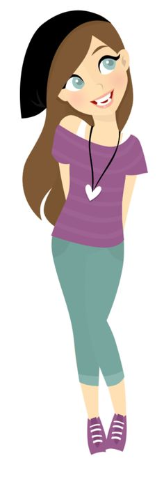 Free Teen Girl Cliparts, Download Free Clip Art, Free Clip.