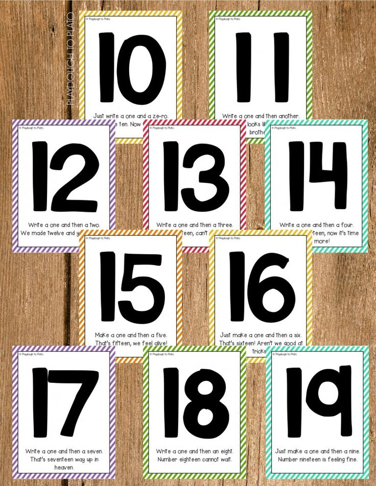 17 best ideas about Teen Numbers on Pinterest.