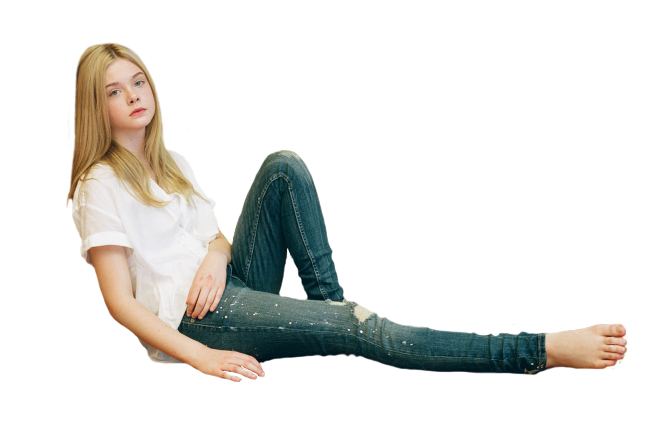 Teen Sitting (PNG).