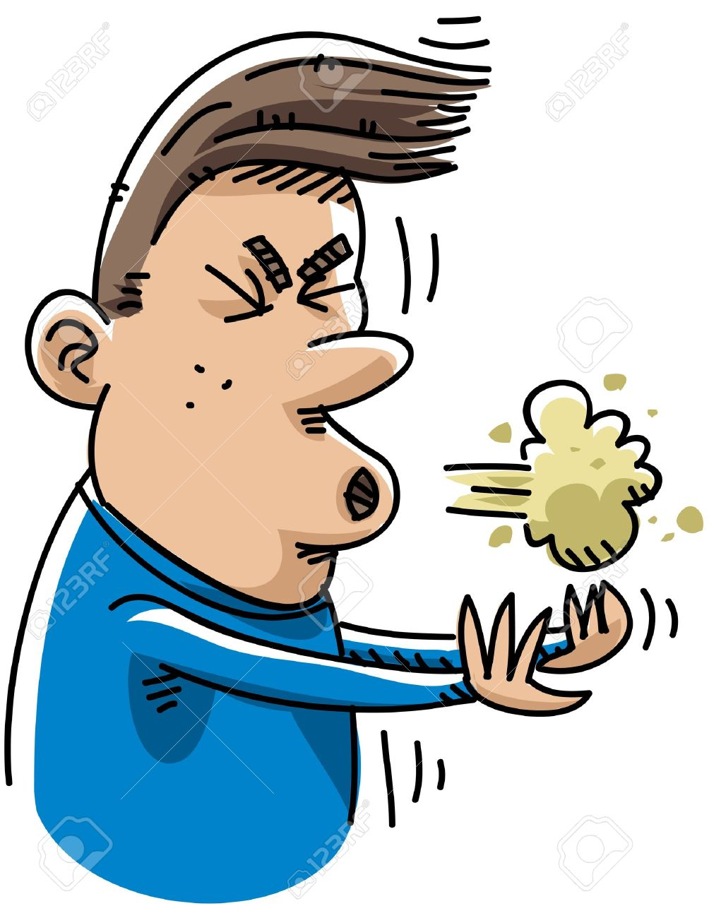 Showing post & media for Snot sneeze cartoon.