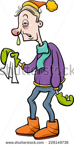 Snot Nose Clipart.