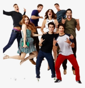 Teen Wolf Png PNG Images.