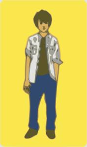 Teenager Boy Clip Art at Clker.com.
