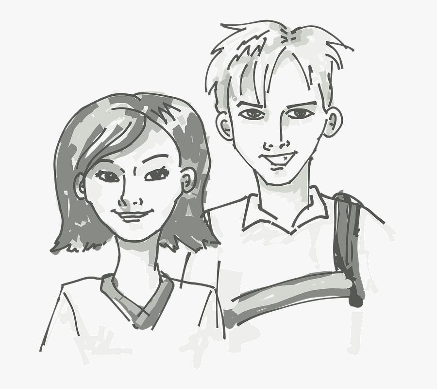 2 Students.