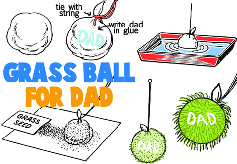 Father\'s Day Crafts for Kids: Ideas for Easy to Make.
