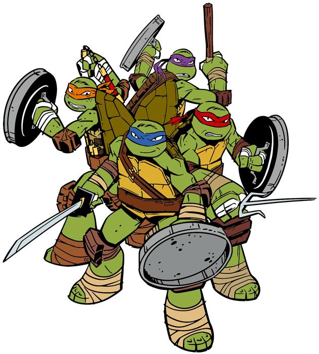 Ninja Turtles Clip Art Free