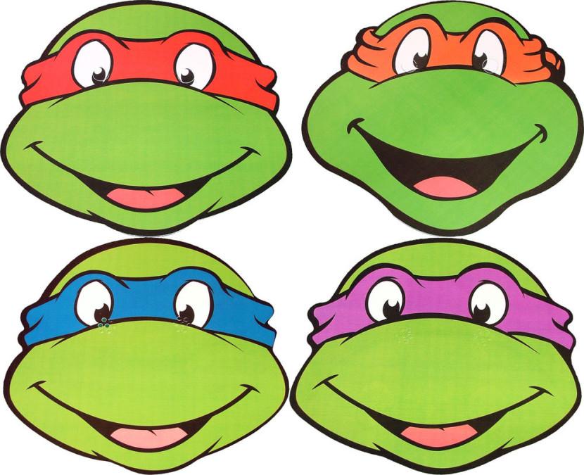 85+ Ninja Turtles Clip Art.