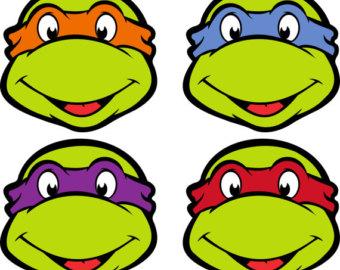 Ninja Turtles Clipart.