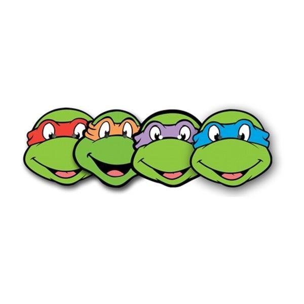Teenage Mutant Ninja Turtles Clipart.