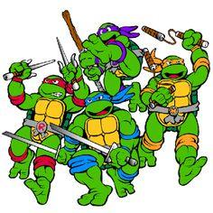 Teenage Mutant Ninja Turtles Clip Art & Teenage Mutant Ninja.