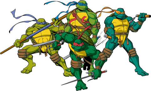 Tmnt High Quality Png transparent PNG.