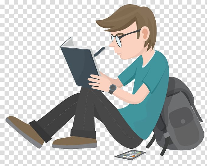 Reading Writing Test Book, TEEN transparent background PNG.