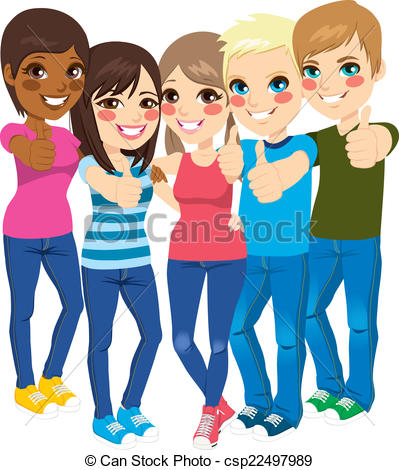 Teenagers Illustrations and Clipart. 50,899 Teenagers royalty free.