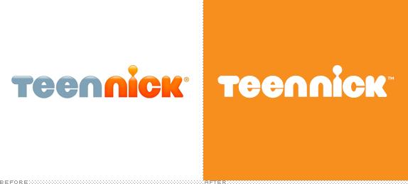 Brand New: TeenNick: Less Kid, More Adult.