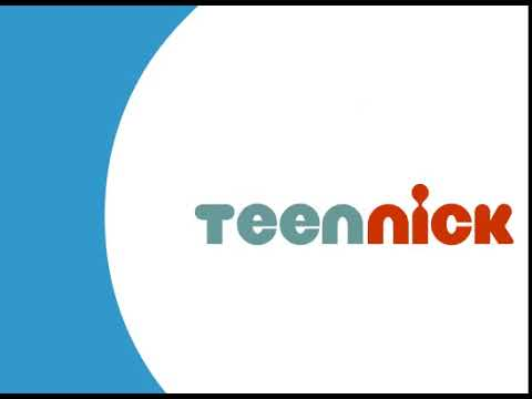 The N And TeenNick Logo Transformation.