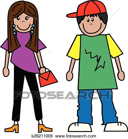 Teens clipart 6 » Clipart Station.