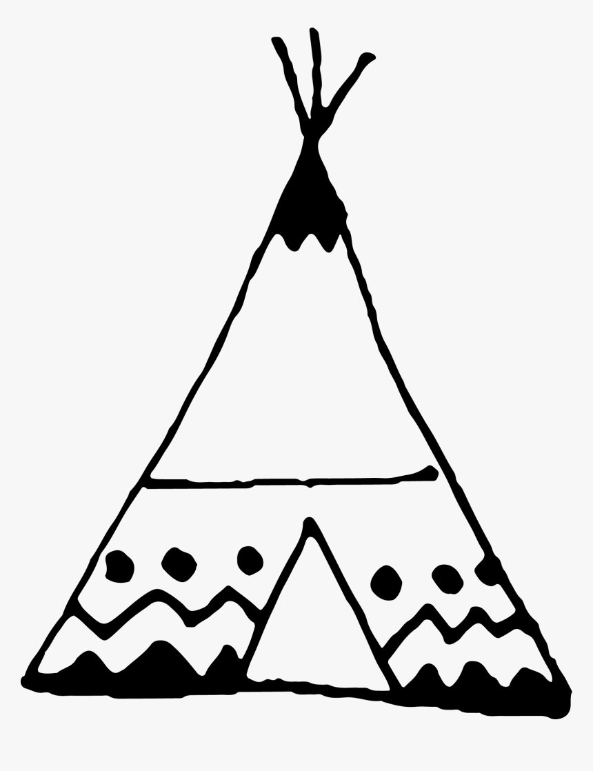Teepee Clipart, HD Png Download.