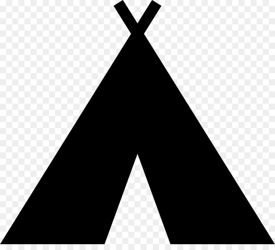 Tent Computer Icons Camping Tipi.