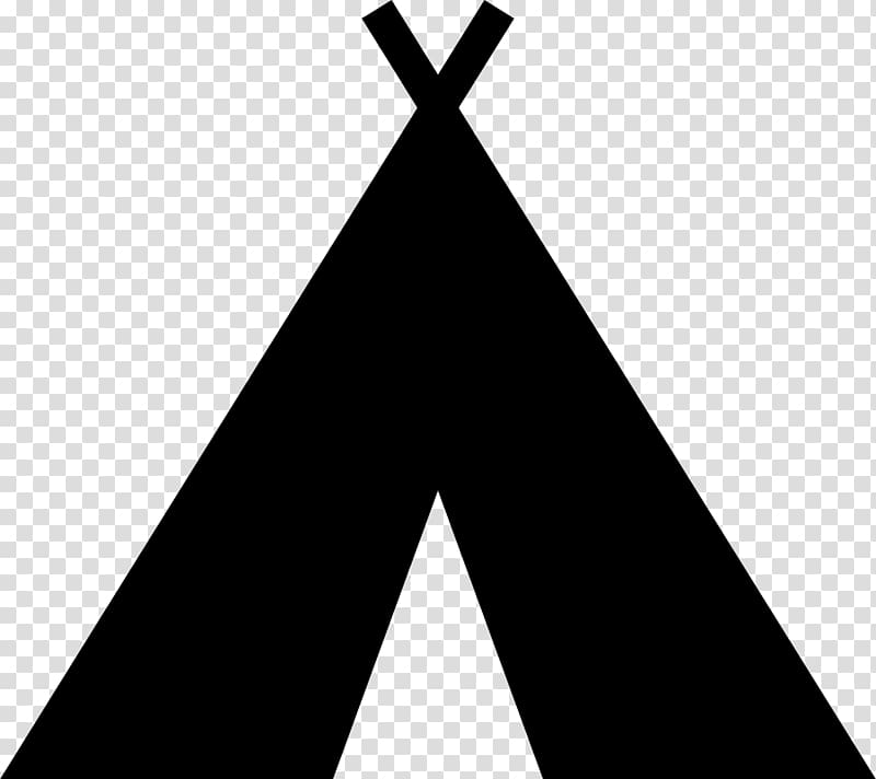 Tent Computer Icons Camping Tipi, teepee tent transparent.