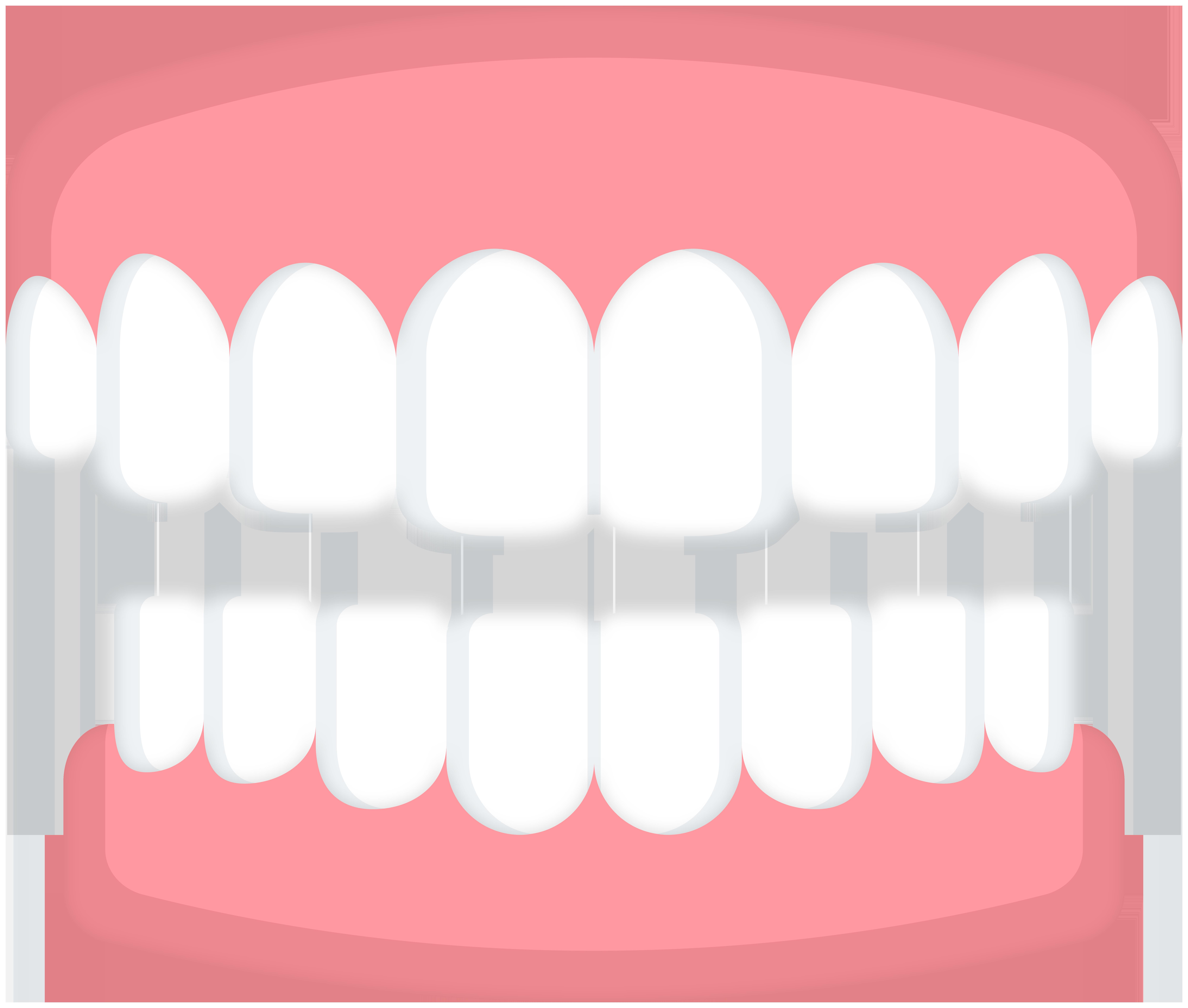Teeth PNG Clip Art.