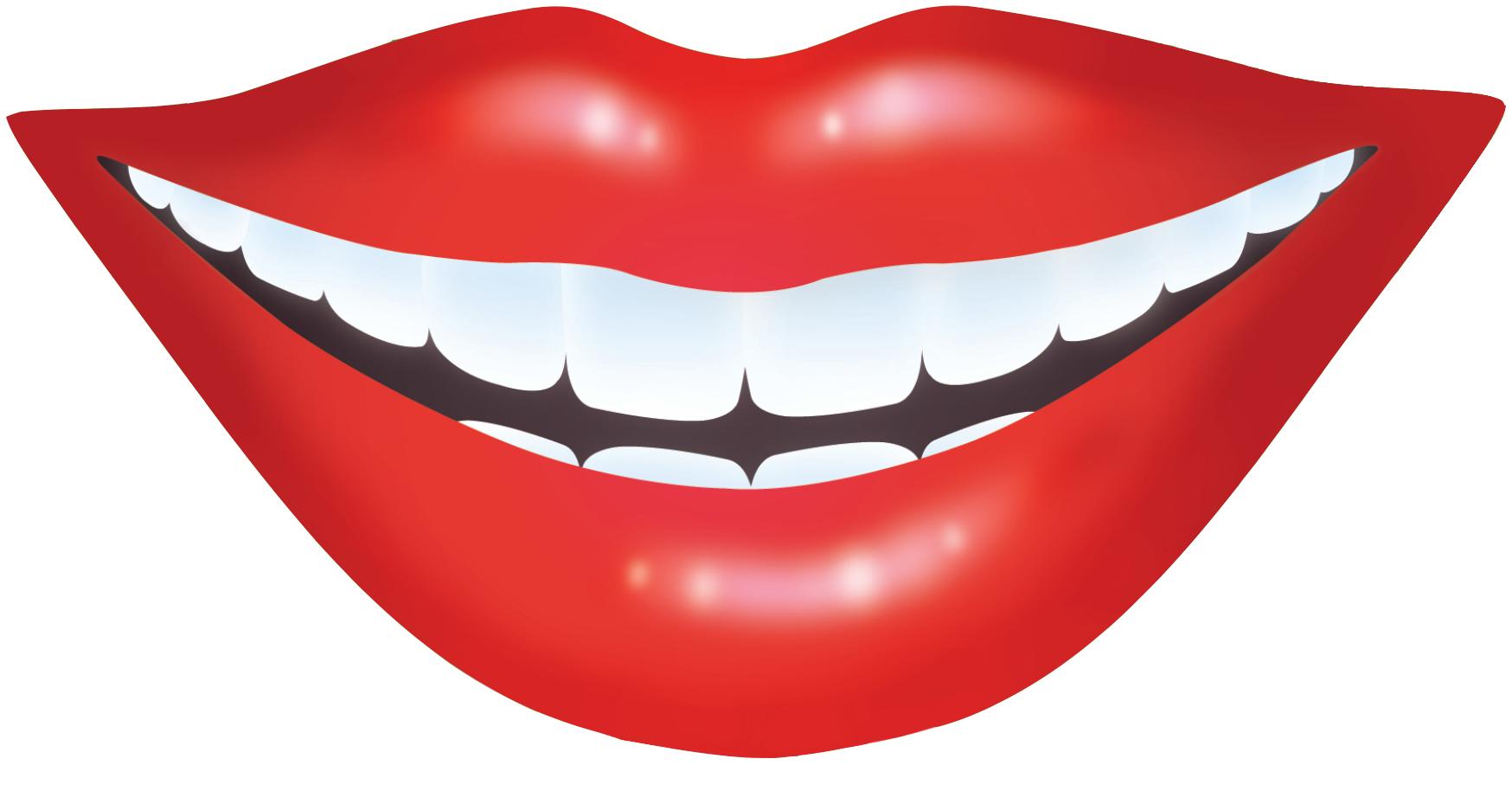 Clipart mouth teeth.