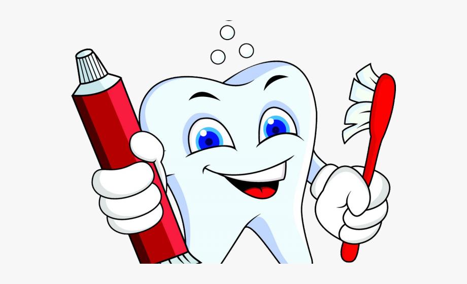 Toothbrush Clipart Cartoon.