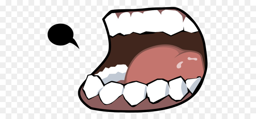 Mouth Cartoon Clip art.