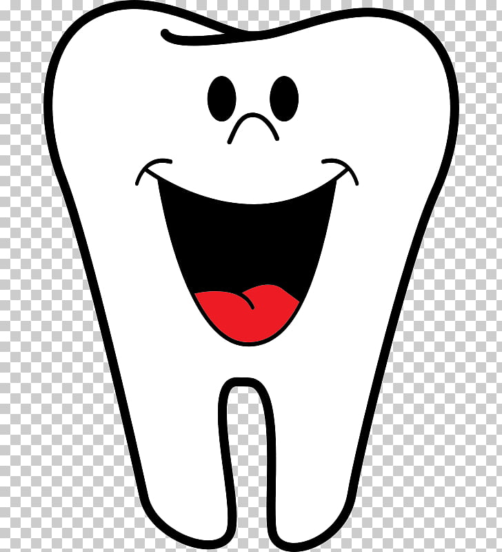 Human tooth Dentistry Smile , Cartoon Teeth PNG clipart.