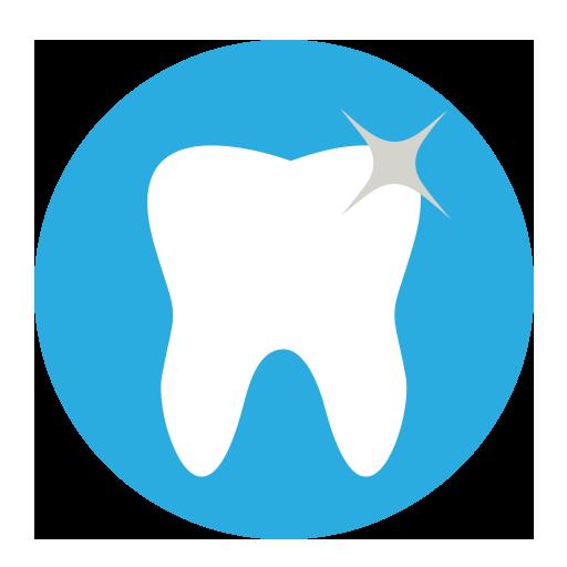 Clean, dental, dentist, tooth icon.