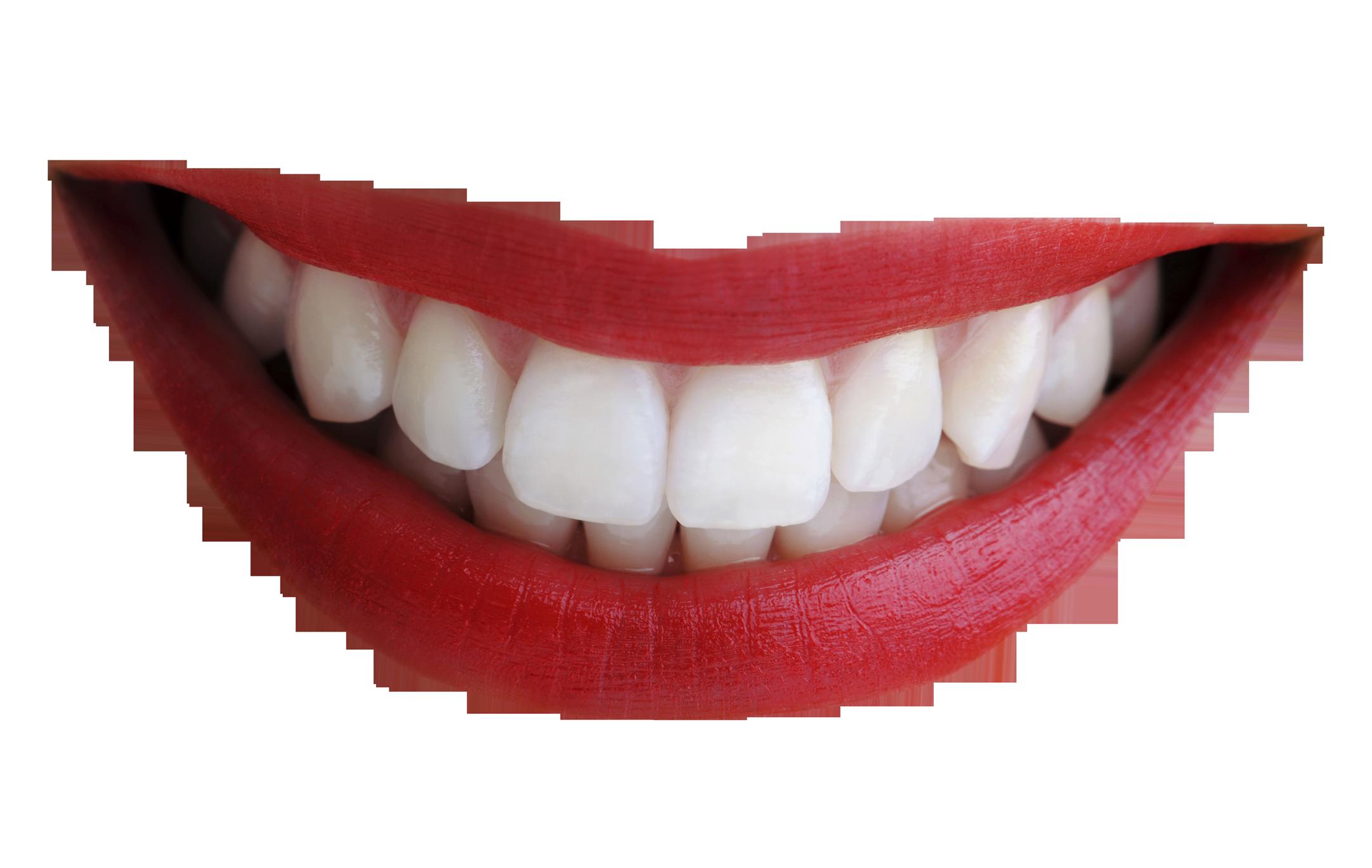 Teeth PNG Transparent Image.