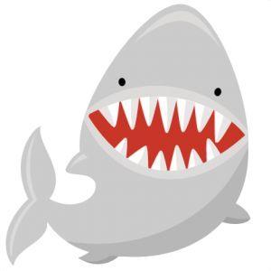 Teeth Shark Mouth Clipart Clipground
