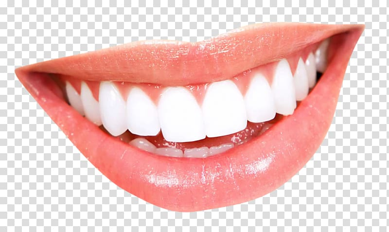 White teeth , Smile Tooth whitening Mouth, Teeth transparent.