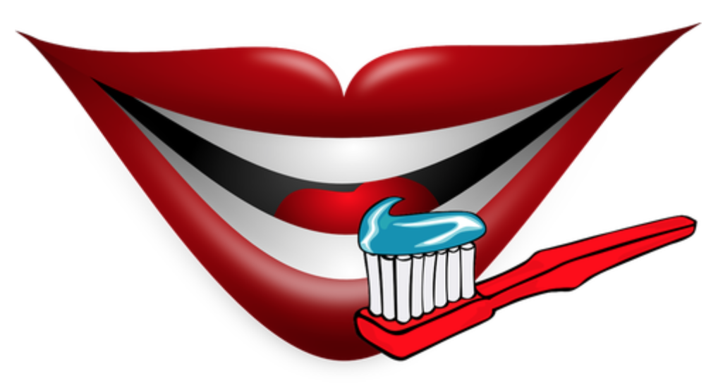 Teeth Whitening Service.