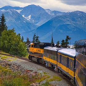 Travel Alaska.