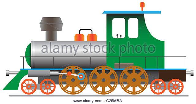 Black White Image Steam Train Stock Photos & Black White Image.