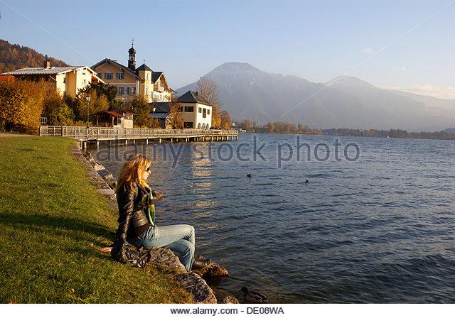 Tegernsee Lake Bavaria Stock Photos & Tegernsee Lake Bavaria Stock.