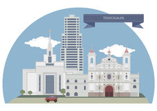 Tegucigalpa Stock Illustrations.