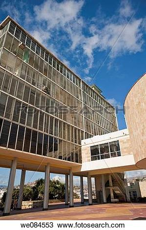 Stock Photo of Palacio Legislativo, Tegucigalpa, Honduras we084553.