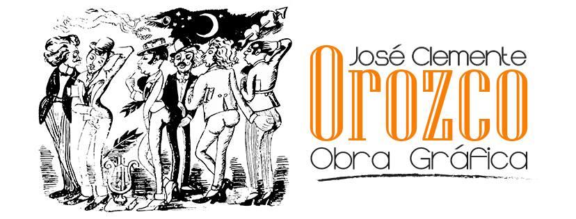 Continúa la obra gráfica de José Clemente Orozco en la pinacoteca.