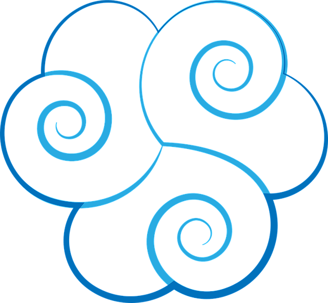 Free photo Symbol Green Geometric Logo Triskell Celtic.