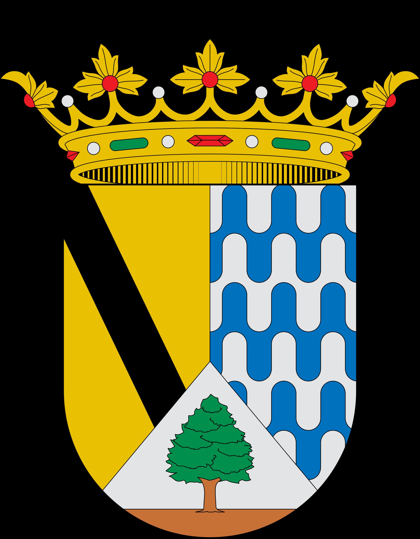 File:Escudo de Tejeda de Tiétar (Cáceres).svg.