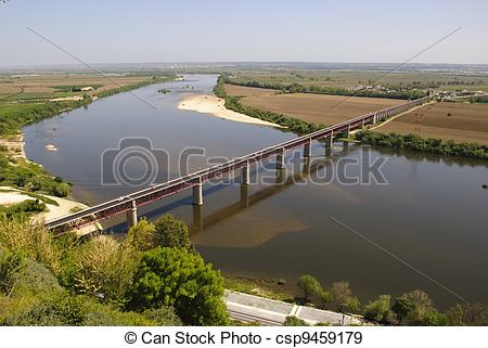 Stock Photographs of Tejo, Tagus Valley.
