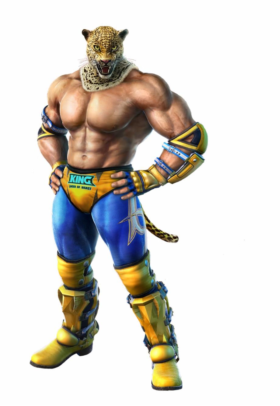 Tekken 7 Png.