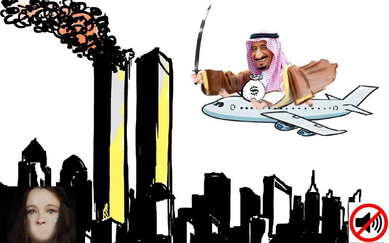 Saudi Arabia's Alleged Involvement in the 9/11 Attacks and the 28.