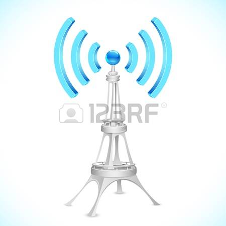 3,217 Telecommunication Tower Stock Vector Illustration And.