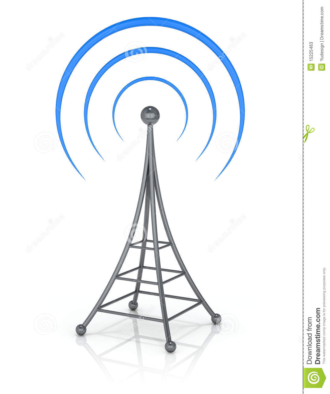 Antenna Tower Clipart.
