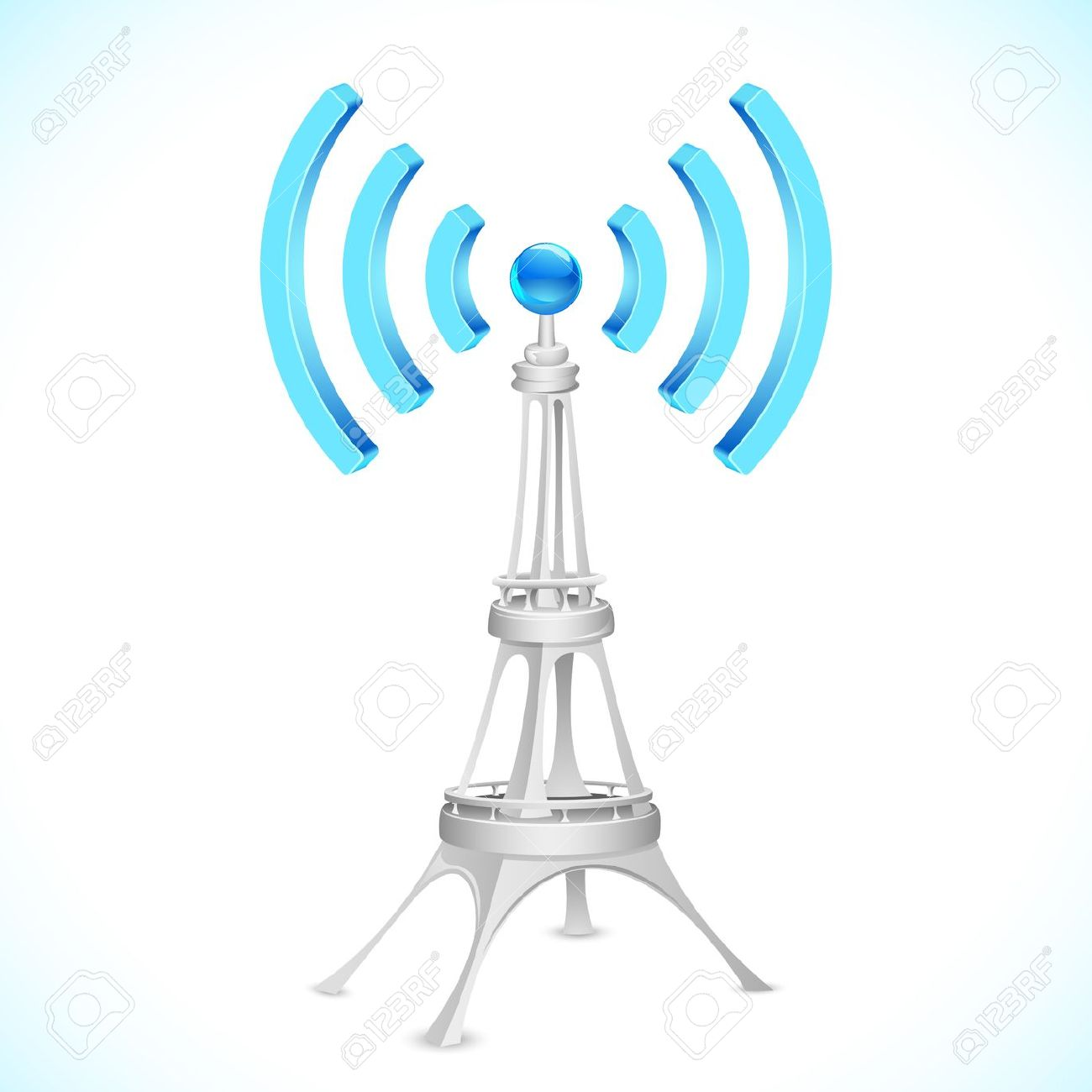 Telecommunication towers clipart - Clipground