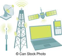 Telecommunication Clip Art and Stock Illustrations. 43,699.